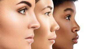 skin type rhino 300x169 - نقش پوست در نتیجه جراحی بینی_ انواع پوست